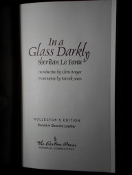 Glass Darkly 4